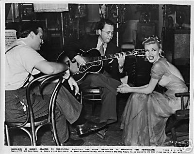 Classic Movie Pictorials Ginger Rogers On The Set Guest Post By Ron Fisher Classic Movie Hub Blog