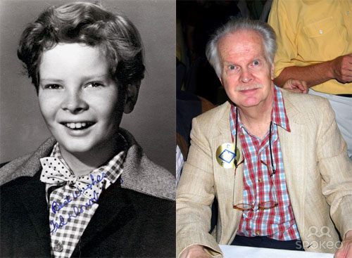 Child Actor Ted Donaldson then and now