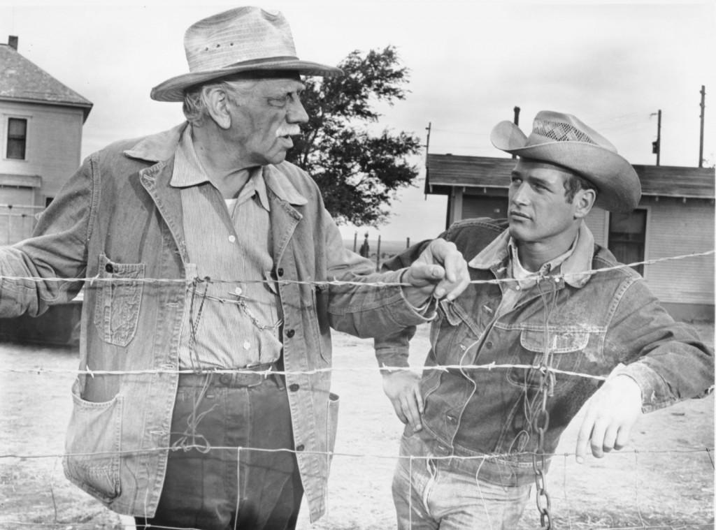 Melvyn Douglas Paul Newman Hud