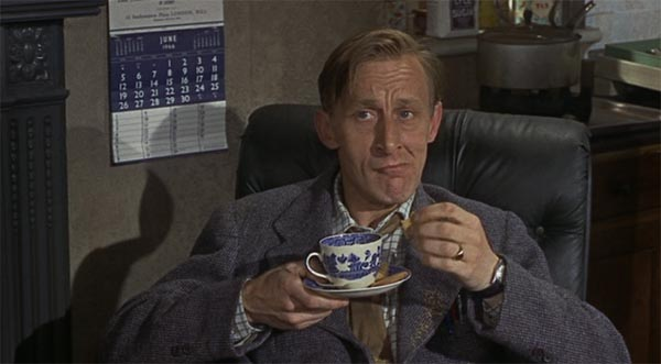Geoffrey Bayldon as Theo Weston, To Sir With Love