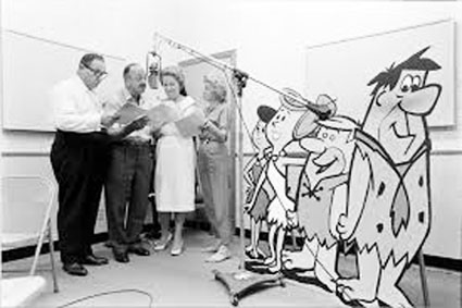 Voice Actors, The Flintstones