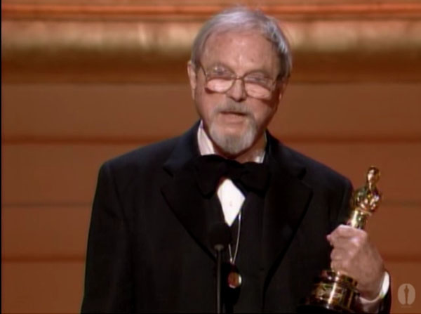 Chuck Jones 1996 Honorary Oscar