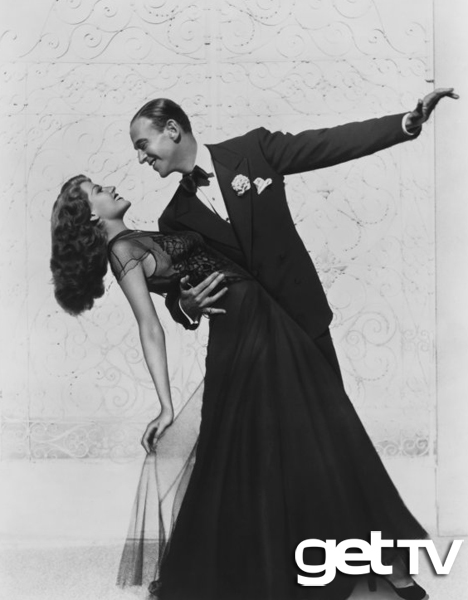 You Were Never Lovelier, Rita Hayworth, Fred Astaire
