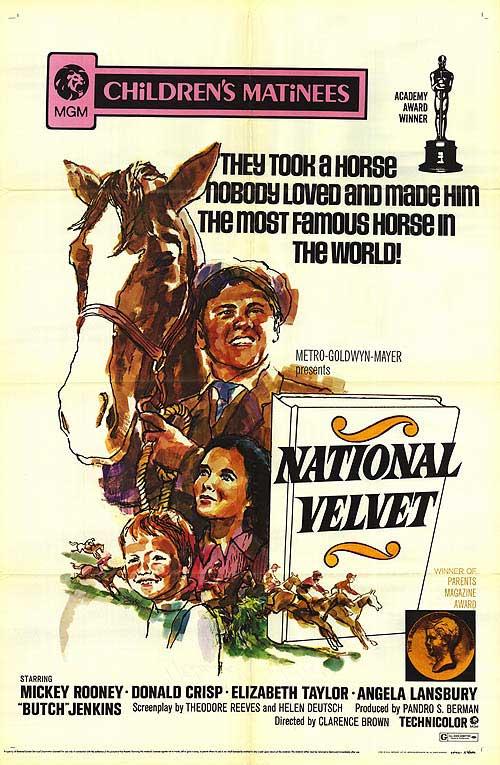 national-velvet-poster