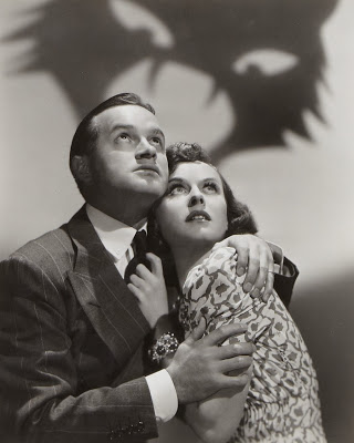 Bob Hope and Paulette Goddard, The Cat and the Canary, Halloween