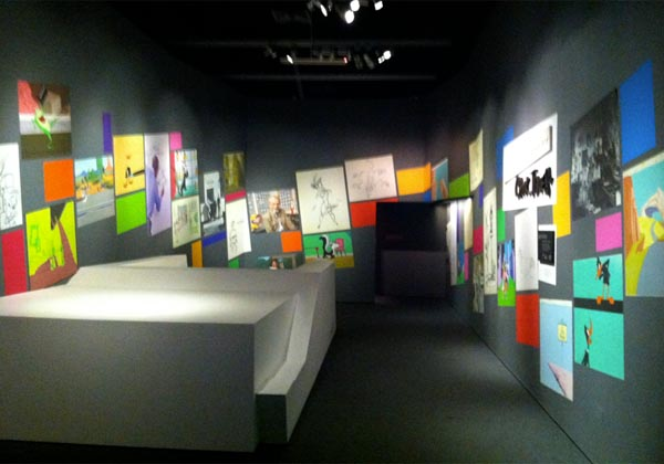 chuck jones exhibit overview