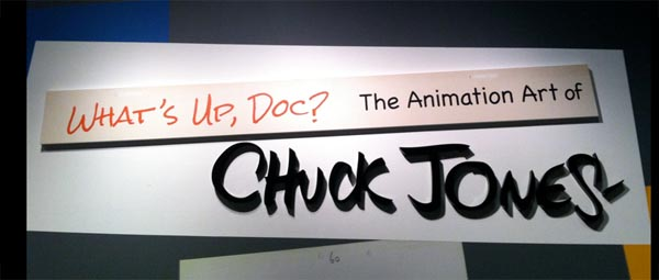 Whats Up Doc, The Animation of Chuck Jones Exhibit at The Museum of the Moving Image