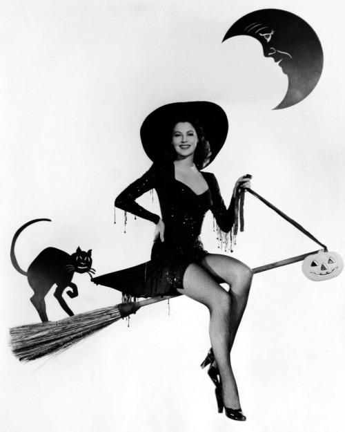 Ava Gardner Halloween