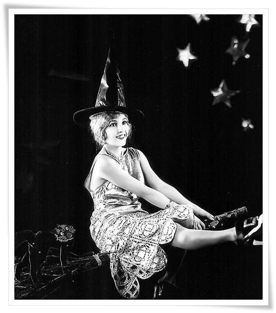 Bessie Love Halloween