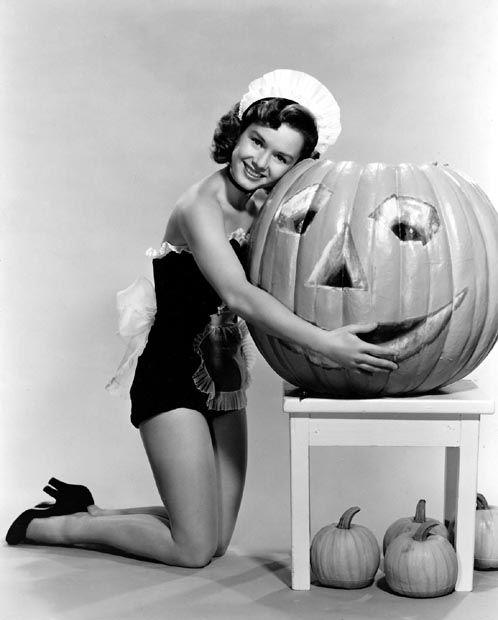 Debbie Reynolds Halloween