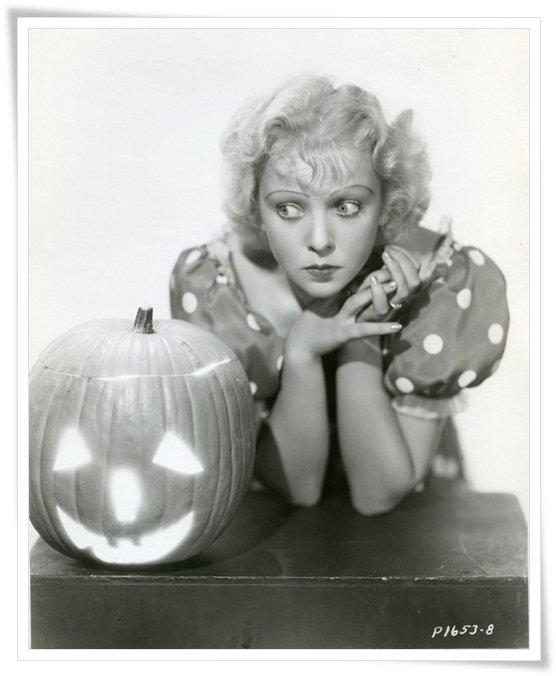 Ida Lupino Halloween