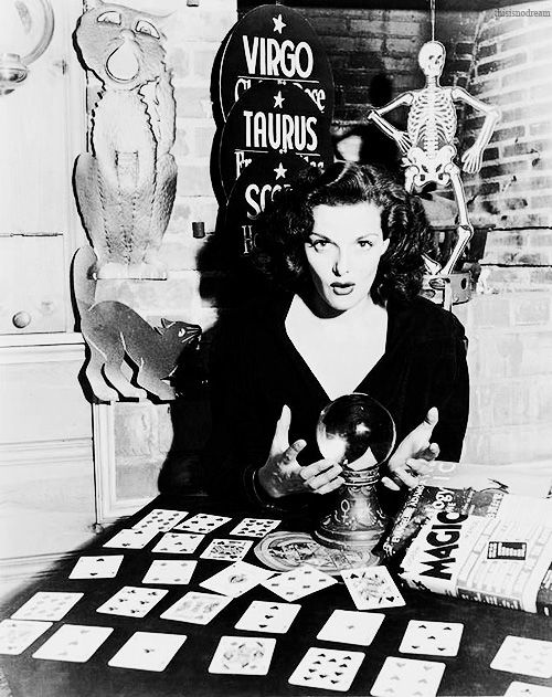 Jane Russell Halloween