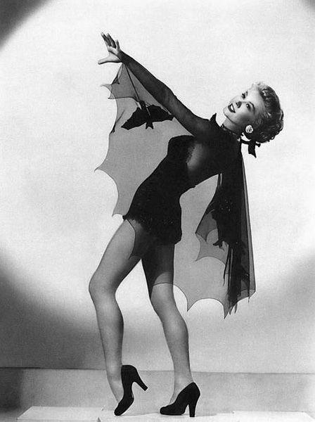 Mitzi Gaynor Halloween