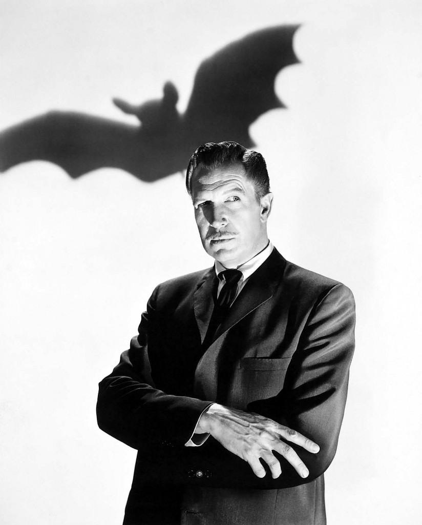 Vincent Price Halloween