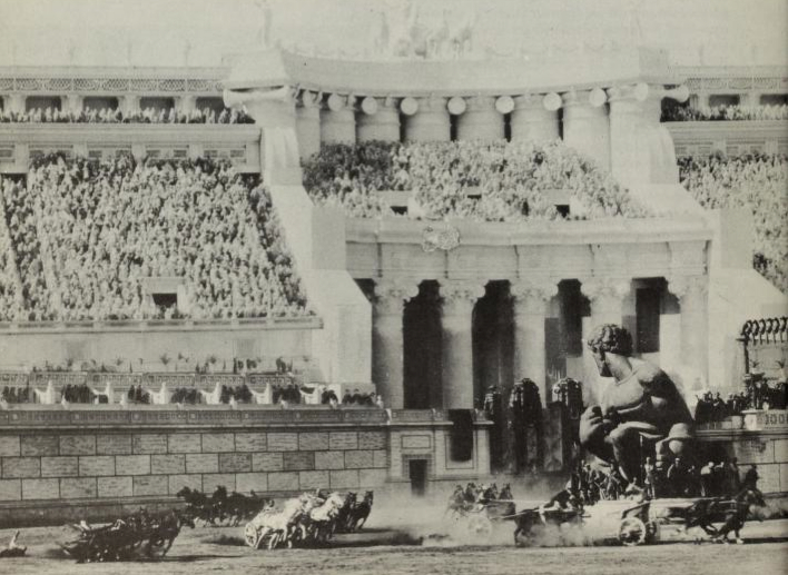 Ben Hur- The Story of Christ, Ramon Navorro, 1927