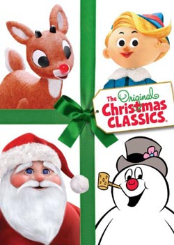 The Original Christmas Classics DVD Set