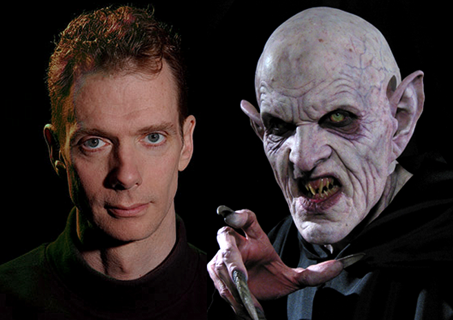 Doug Jones as Count Orlock