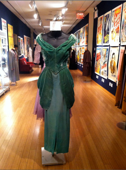 Judy Garland evening gown from Easter Parade