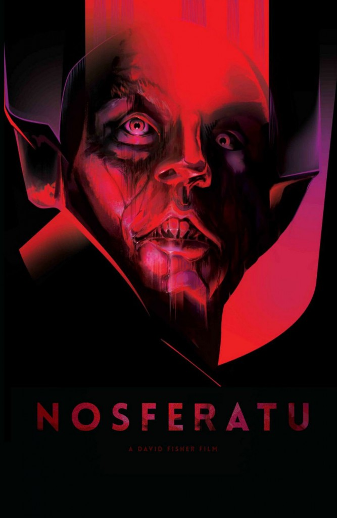 David Lee Fisher, nosferatu