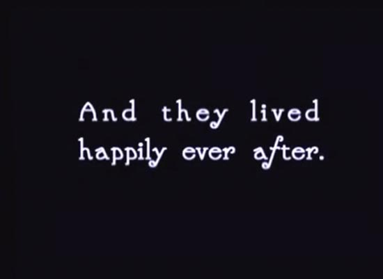 and they lived happily ever after, cinderella 1914