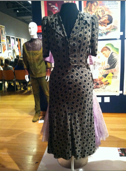 Barbra Streisand dress from The Way We Were