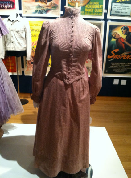 Barbra Streisand costume made for Yentl