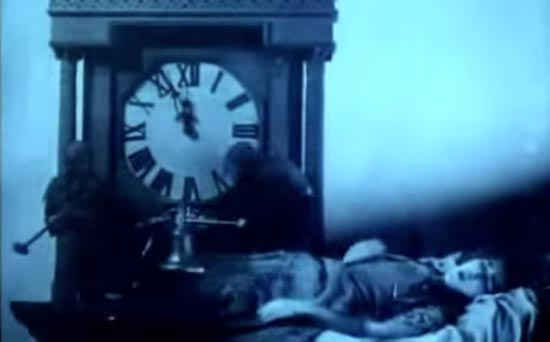 cinderella 1914, dream scene called The Consequences of Disobediance