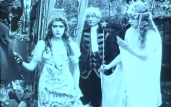cinderella 1914 off to the ball, mary pickford