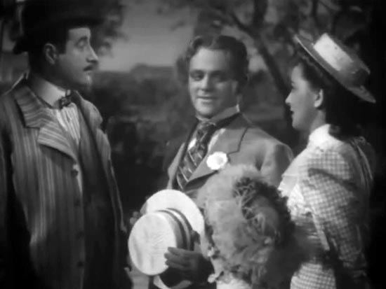 George Tobias, James Cagney, Olivia de Havilland