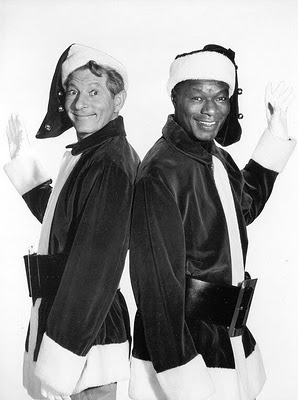Danny Kaye and Nat King Cole