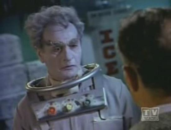 Eli Wallach as Mr. Freeze in Batman TV Series