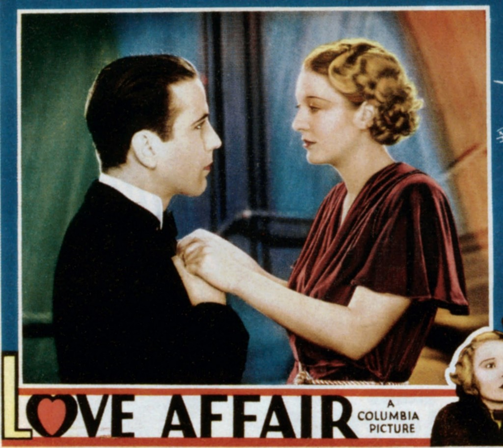 Humphrey Bogart, Love Affair, 1932