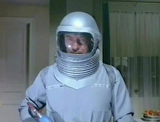 George Sanders as Mr. Freeze in Batman TV Series