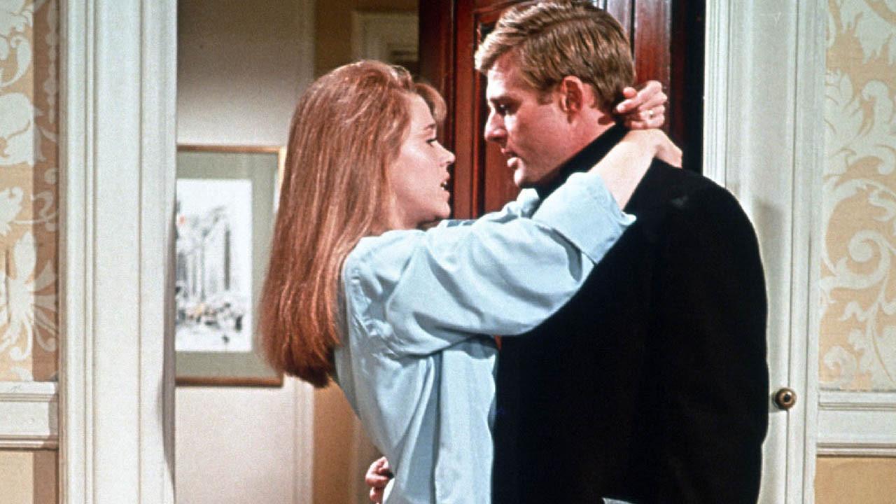 and Jane Fonda in Bare...