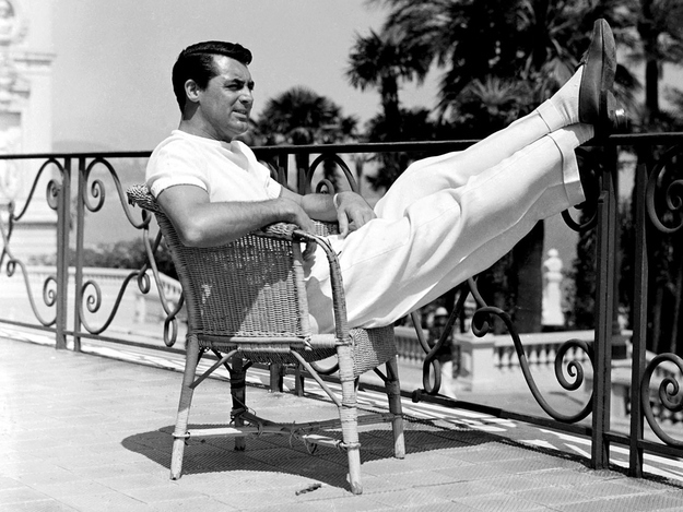 Cary Grant Archie LEach