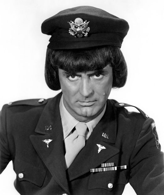 Cary Grant in I was a Male War Bride