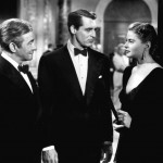 Cary Grant, Claude Rains, Ingrid Bergman, Notorious