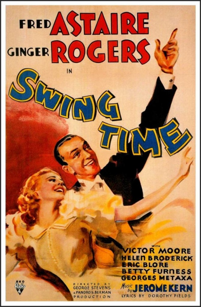 Swing Time 1936