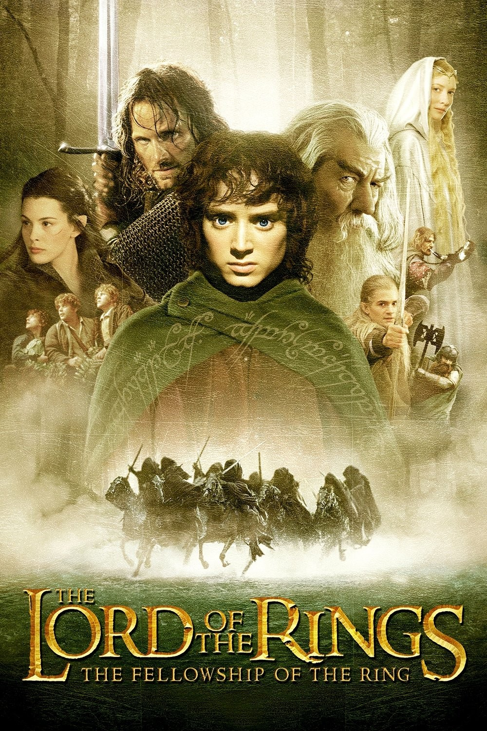 Movie Poster Lord of The Rings The Lord of The Rings Poster