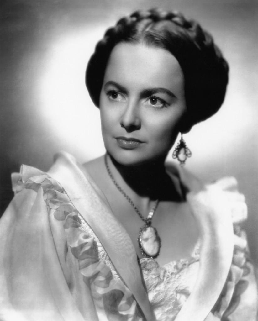 Olivia de Havilland in The Heiress