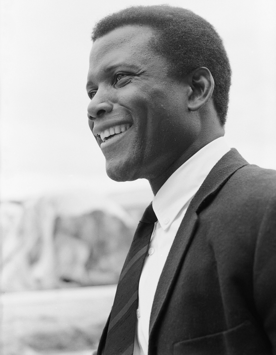 sidney poitier real name