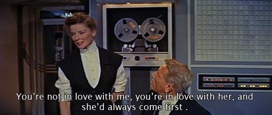 Desk Set Katharine Hepburn Spencer Tracy