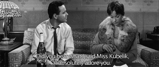 The Apartment (1960)...