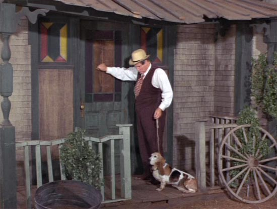 Mr. haney and cynthia, green acres