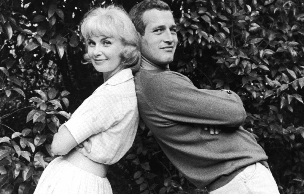 how many films did paul newman and joanne woodward star in