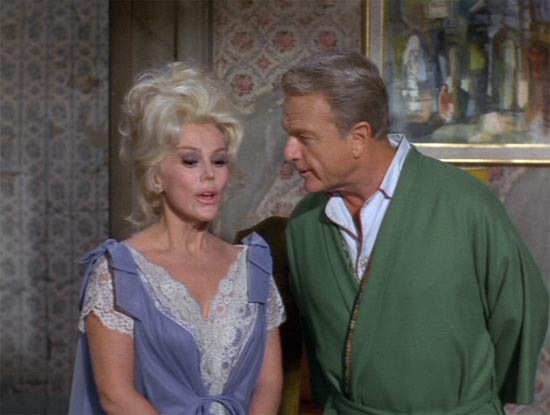 Lisa and Oliver, Green Acres