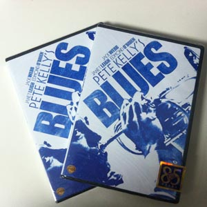 pete kelly's blues DVDs