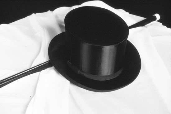 Fred Astaire's top hat