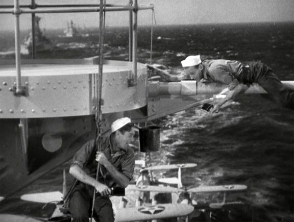 randolph scott and fred astaire in follow the fleet