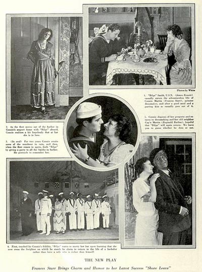 1922 Shore Leave starring James Rennie